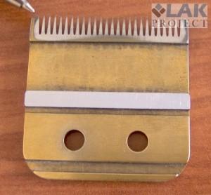 clipper blade sahrpening