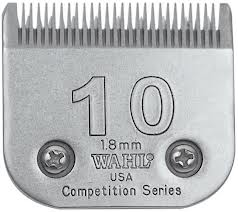 wahl #10 blade