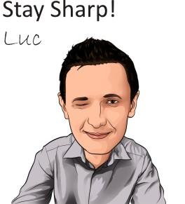Stay Sharp Luc